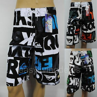 Mens Swim Surf Boardshorts Surfing Pants Surfers Beach Shorts 99038