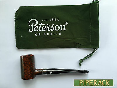 Peterson Tankard Pipe Smooth Finish BRAND NEW FREE PIPE TOOL