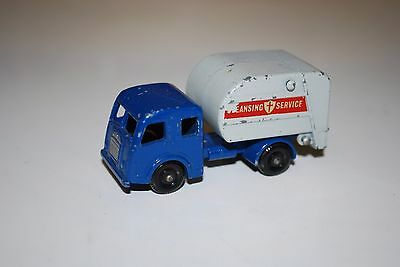 Lesney Matchbox No.15 Tippax Refuse Collector Garbage Truck Blue