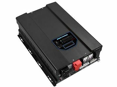 Off grid Pure Sine Wave Inverter Charger 10KW / 30KW 48V back up power supply