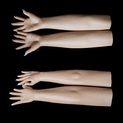 Free Shipping Silicone Rubber Female Glove SG-2