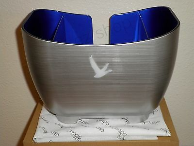 Grey Goose Vodka Bar ware Napkin & Straw Holder, Caddy. Man Cave. New in Box