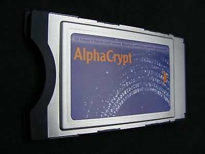AlphaCrypt Classic R1.6 Neue One4All SUPER-SOFTWARE HD+ ORF Kabel ,Sky V13,V,14