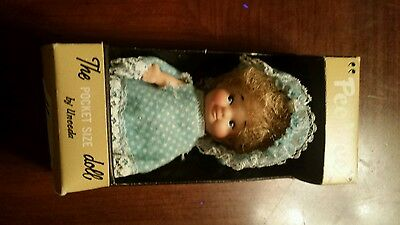 1966 Uneeda Pee Wee Nite Time Doll with Box