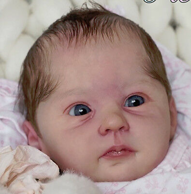 "New Released Reborn Baby Doll Kit Candy By Ping Lau@20""@Body Included"