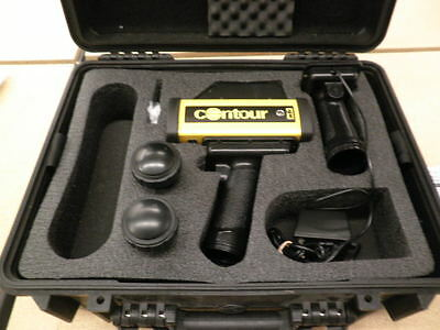LASERCRAFT CONTOUR XLRic XLR LASER RANGE FINDER - Comes with extra Battery