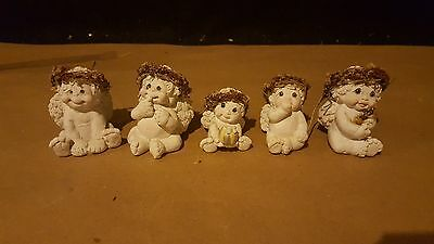 lot of 5 Dreamsicles figures