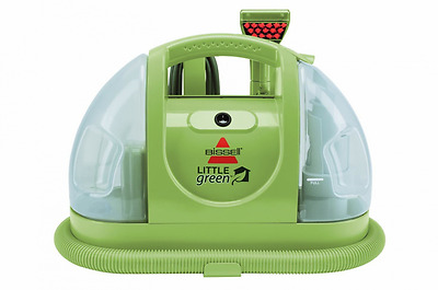 BISSELL 30K4E Little Green Multi-Purpose Compact Deep Cleaner -Carpets & Fabrics