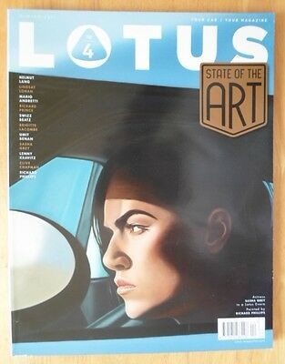 LOTUS MAGAZINE EDITION 4 Winter 2011 162 Pages Large Format Brochure