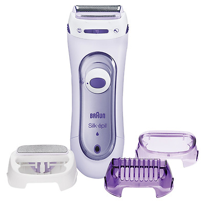 Braun Silk-epil Women's Ladies Cordless Shaver -For Legs, Armpit, Bikini Shaving