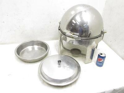 Commercial Professional Catering Buffet Food Warming Station Tray Server Warmer