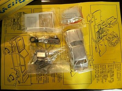 Opel Ascona B400 Rally 1/43 1981-'84 KIT montaggio RACING 43 RARO LIMITED