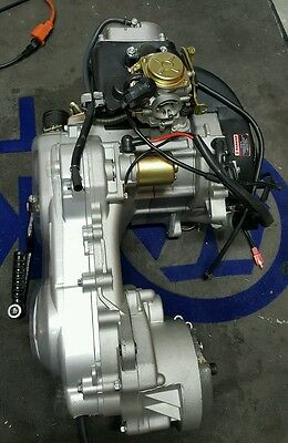 GY6 139QMB 50CC 4 stroke Jonway Icebear complete Engine with Carburetor