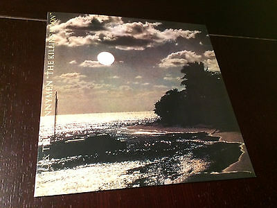 "Echo & The Bunnymen ‎– The Killing Moon Vinyl 7"" Single 2011 Numbered #1453"