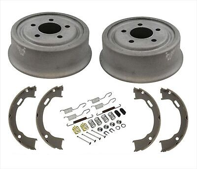 REAR BRAKE SHOES+SPRINGS KYMCO 2002-2006 ZX50 Fever YUP50