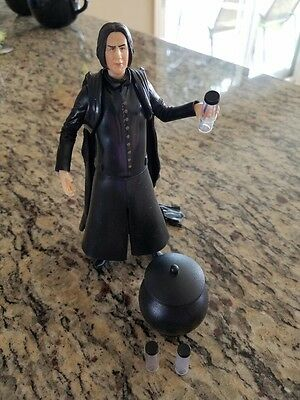 Professor Snape Action Figure - Harry Potter and the Sorcerer's Stone