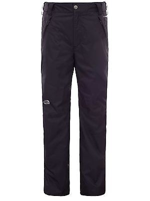 The North Face Freedom Insulated Kids Ski Pants LARGE 14/16 BLACK