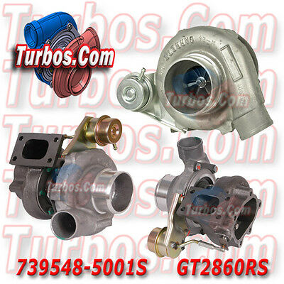 "New Garrett GT2860RS ""Disco Potato"" Turbocharger 739548-1 (Very Limited Time)"