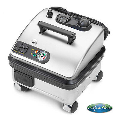 Vapor Clean Pro6 DUO Continuous Fill Steam Vapor Cleaner - SAVE $$