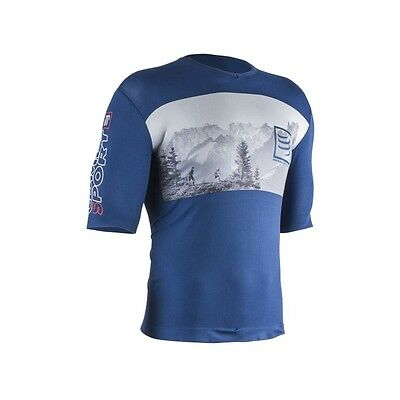CAMISETA COMPRESSPORT ULTRA TRAIL MONT BLANC UTMB 2016. Talla S y XL