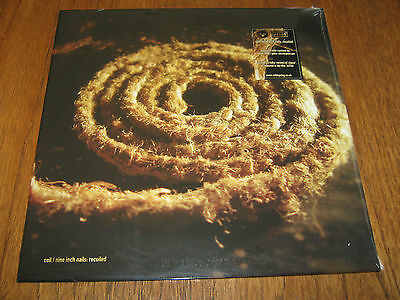 """COIL / NINE INCH NAILS """"Recoiled"""" LP"""