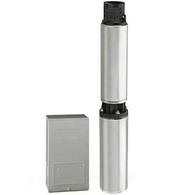 Flotec FP3212 - 10 GPM 1/2 HP Deep Well Submersible Pump (3-Wire 230V) w/ Con...