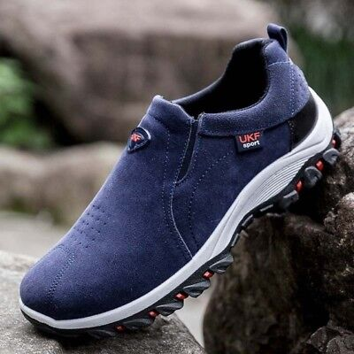 Men's Casual Shoes Outdoor Running sports Sneakers Hiking Breathable Athletic