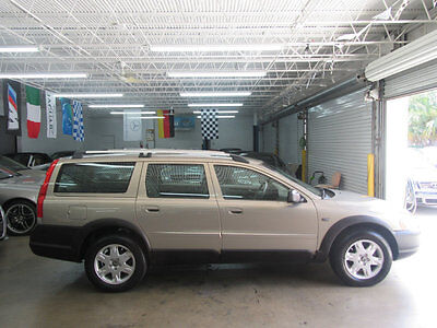 2005 Volvo XC (Cross Country) Base Wagon 4-Door WATCH VIDEO FREE CARFAX WHOLESALE $5500 BUYS AWD IMMACULATE COND ALL WHEEL DRIVE