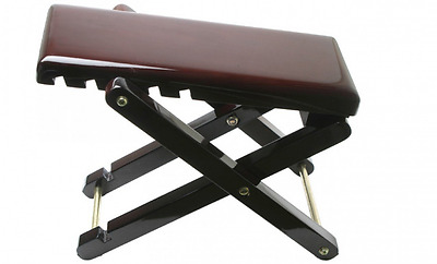 Stagg FOS-A1 WD Wooden Folding Foot Rest for Guitar Players