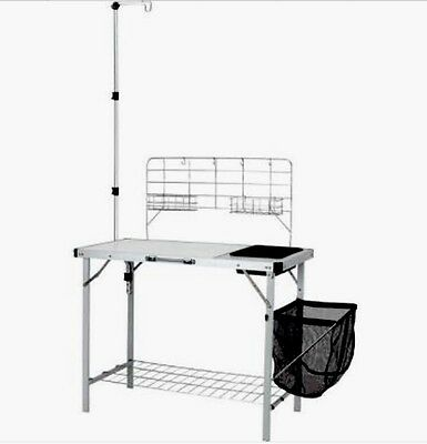 Wanderer Camping Kitchen Work Table. New.
