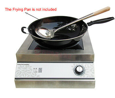 220V 5KW High Power Commercial Electric Cooker Flat Surface Induction Cooker