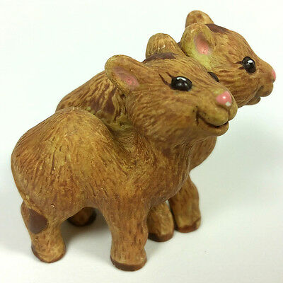 Hallmark Merry Miniatures Camel's Noah's Ark Friends Pair of Camels Two by Two