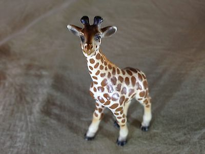 Vintage Schleich GIRAFFE CALF 14147! Circa 1998! Only one avail in USA? COLLECT!