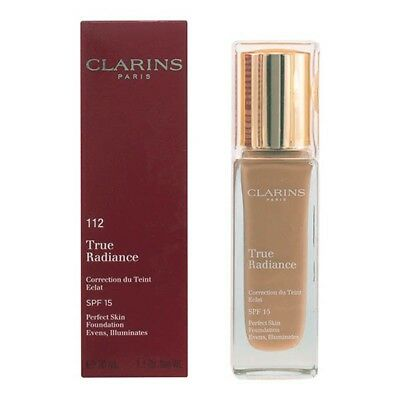Clarins - True Radiance Correction Du Teint eclat 112-Amber 30ml