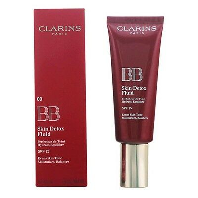 Clarins - Bb Skin Detox Fluid Spf25 00-Fair 45ml