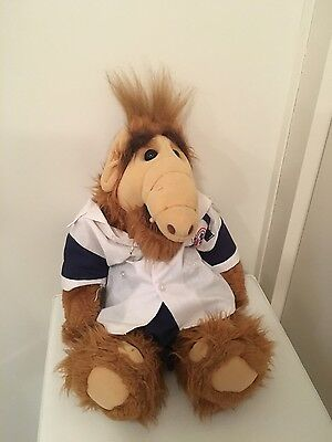 ALF the alien- 1986 plush toy- 21 inches -great condition