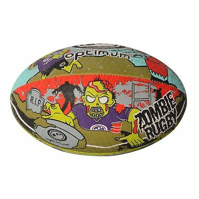 Optimum Sports Balanced for Superior Flight and Accuracy Zombie Rugby Ball