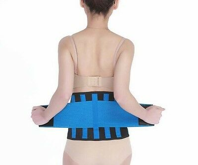 Ease pain Lumber back support neoprene belt - help Pain Relief and treatment