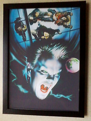 The Lost Boys Framed Movie Poster Print