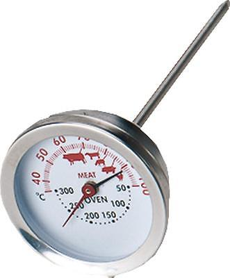 Thermometer Dual Edelstahl