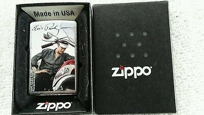 Elvis Presley Zippo Alfred Werthelmer Collectiable Lighter  New In Zippo Box
