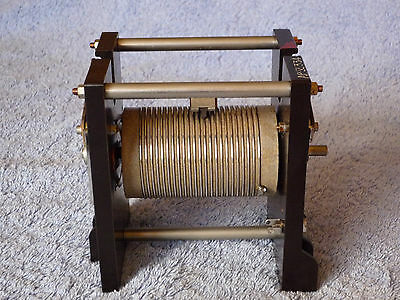 Roller Coaster Variable Inductor