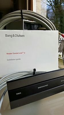 Bang  Olufsen Master Control Link 2 Installation Kit (Beocentre cable included).