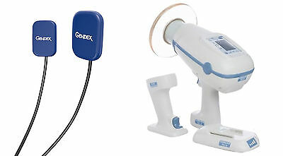 COMBO OF Nomad Pro2 Dental Portable XRay And Gendex GXS-700 Sensor RVG Size #2