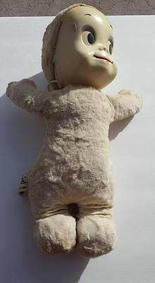 "1962 Mattel Casper The Friendly Ghost Pull String 16"" Collectible Doll"