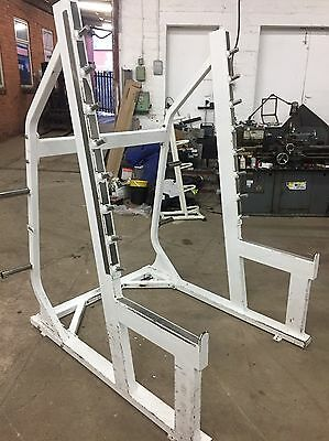 Olympic Heavy Duty Squat Rack Commercial Gym Equipment