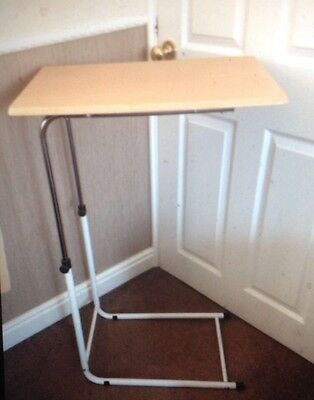 EXTRA SPECIAL OFFER. Adjustable Over Bed Table.