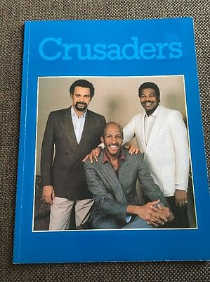 The Crusaders - Sheet Music Warner Chappell Order Ref. 20727 KY 21280