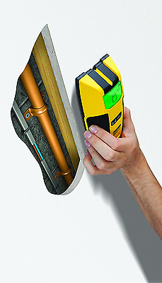 Stanley STHT0-77403 Intelli Tool Stud Finder -Locates Studs&Live Electrical Wire