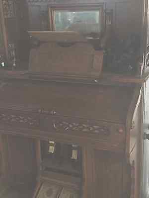 Pump Organ- A B Chase Co.